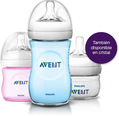 Philips AVENT natural Biberones