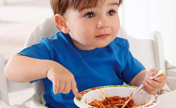 recetas de comidas saludables para niños de un año